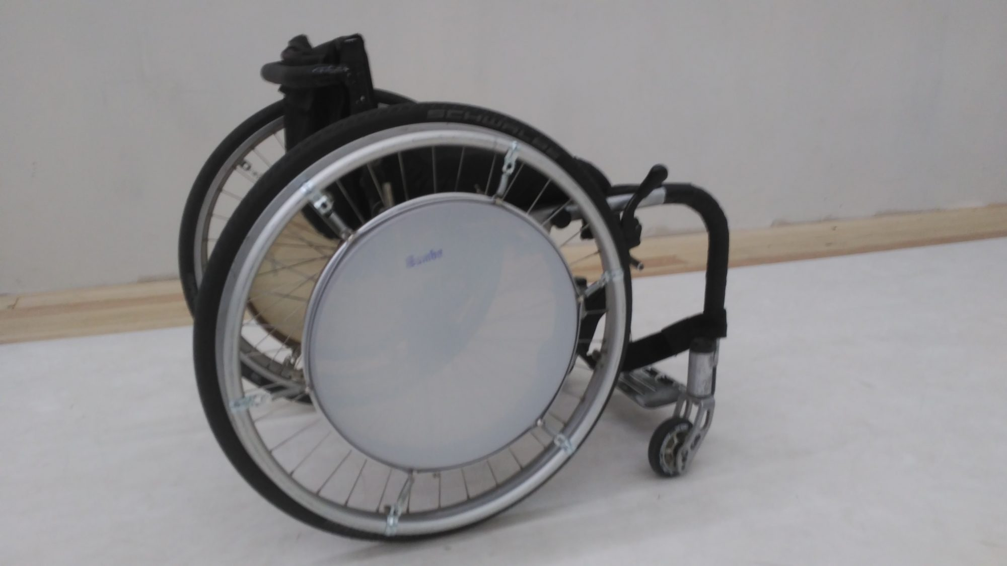 WheelChair Drum.